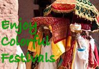 Click here to learn about Ethiopian festivals